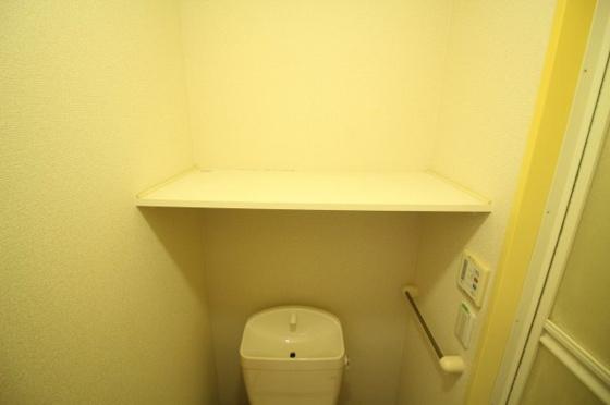 トイレ★トイレ上棚★