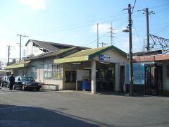 JR阪和線 和泉橋本駅01