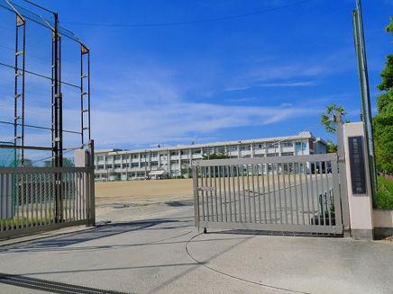 奈良市立登美ヶ丘北中学校の画像