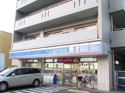 ローソン 川口栄町1丁目店01