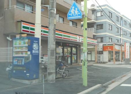 セブンイレブン 川口朝日2丁目店01