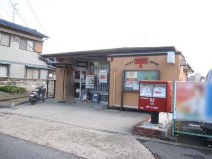 奈良秋篠郵便局01