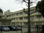 久米田中学校の画像