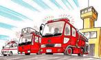 加古川市東消防署の画像