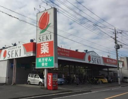ドラッグストアセキ戸田公園店01