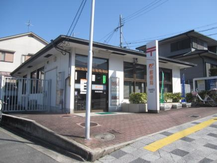 奈良朝日郵便局01