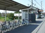 羽根 バス停の画像