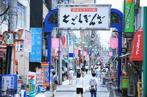 戸越銀座商店街の画像