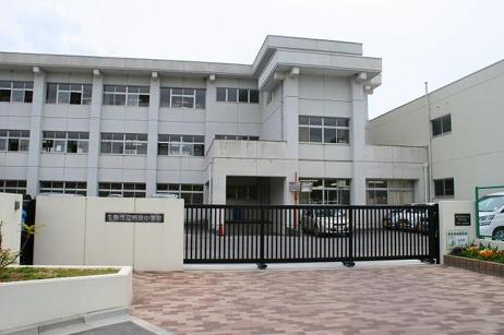 生駒市立壱分小学校の画像