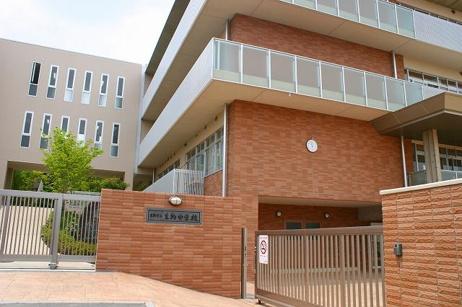 生駒市立生駒中学校の画像