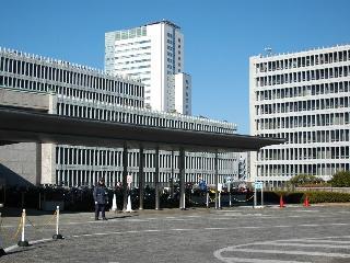 「目黒区役所(東京都目黒区上目黒2-19-15)」の画像検索結果