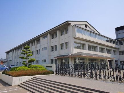 桜井市立桜井西小学校の画像