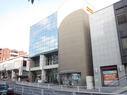 奈良西郵便局01