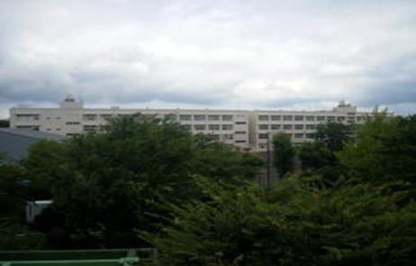 上白根中学校01