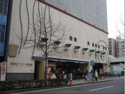 新横浜ラーメン博物館01