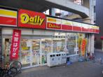 近鉄南大阪線北田辺駅前 コンビニの画像