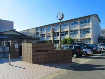 桜井市立桜井西中学校の画像