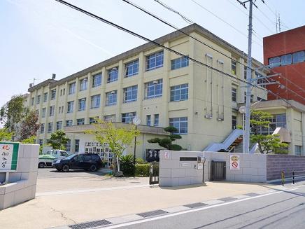 奈良市立都南中学校の画像