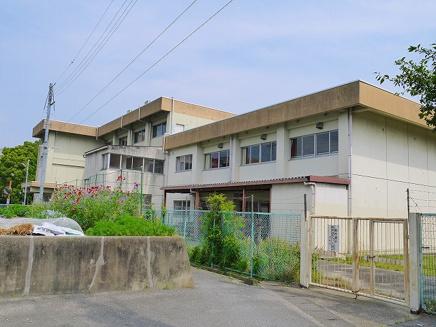 奈良市立京西中学校の画像