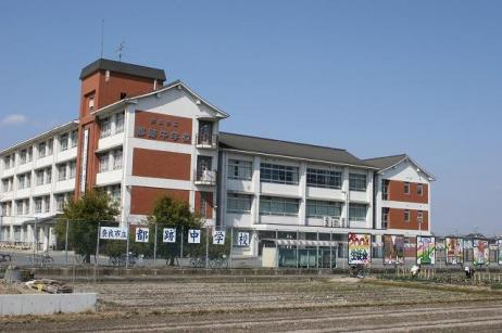 奈良市立都跡中学校の画像